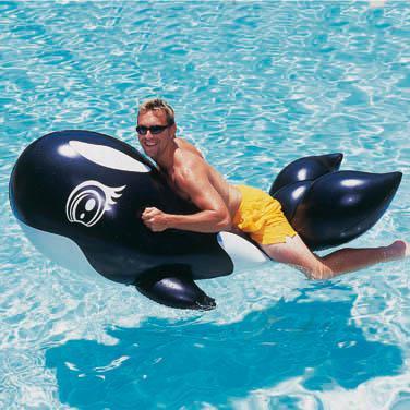 Tudo sobre 'Bóia Baleia Orca Grande - Nautika'