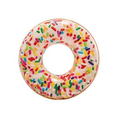 Boia Bote Inflável Donut Granulado - Intex