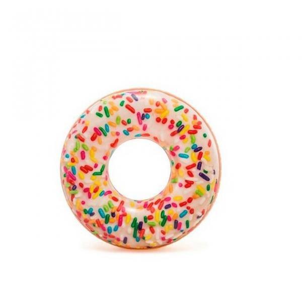 Boia Donut Granulado Intex