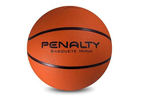 Bola Basquete Playoff Mirim IX Penalty 74 Cm Laranja