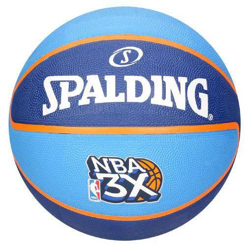 Tudo sobre 'Bola de Basquete Spalding NBA 3X TF 33'