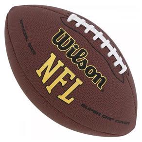 Bola de Futebol Americano - Oficial - Super Grip NFL - Wilson Wilson