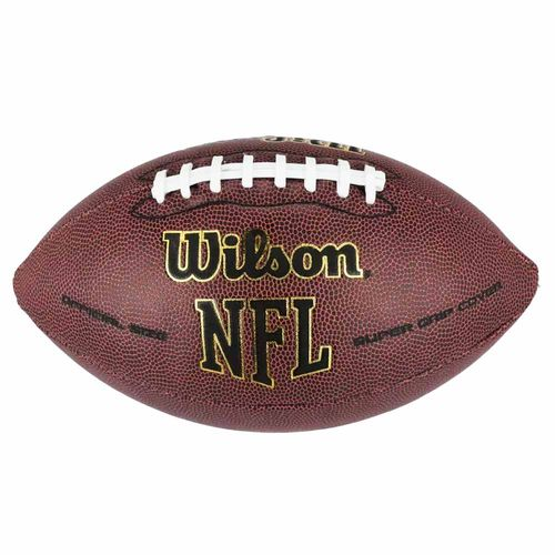 Bola de Futebol Americano Wilson NFL Super Grip Oficial 1025285