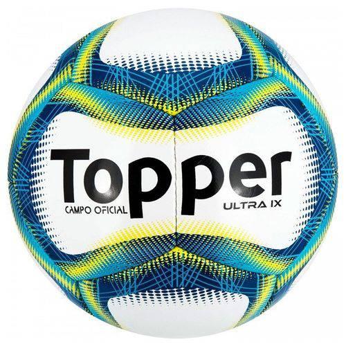 Tudo sobre 'Bola de Futebol Campo Topper Ultra Ix'