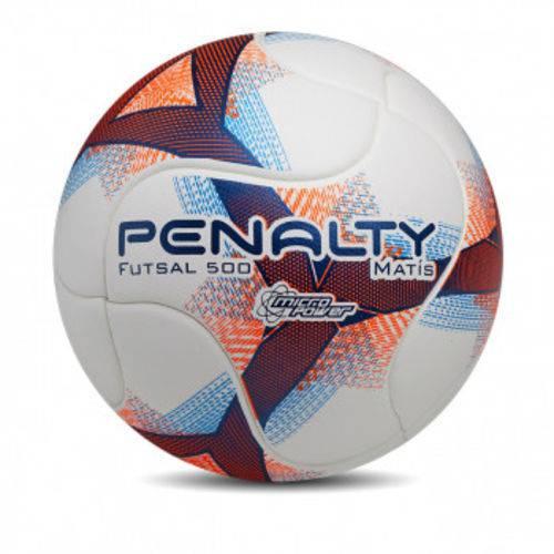 Bola de Futsal Matis 500 Termtec Micropower Penalty