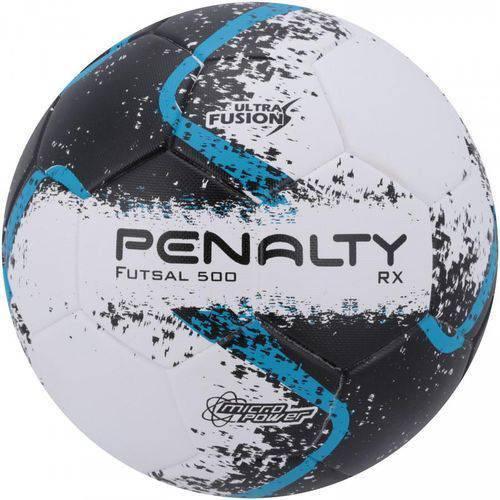 Bola de Futsal Rx 500 R2 Ultrafusion Bc-Az-Pt Penalty