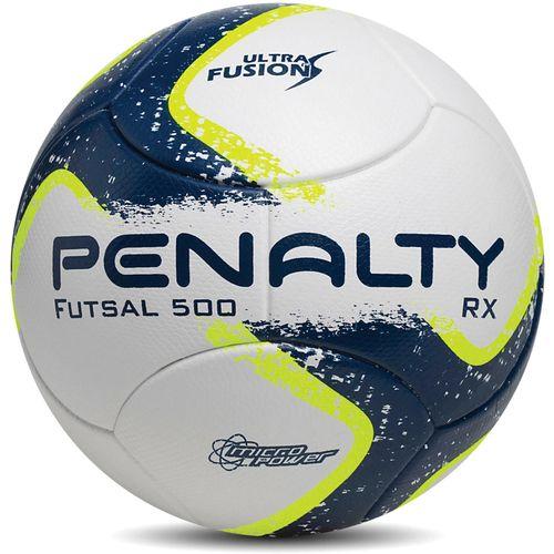 Bola de Futsal Rx 500 R1 Ultrafusion Penalty