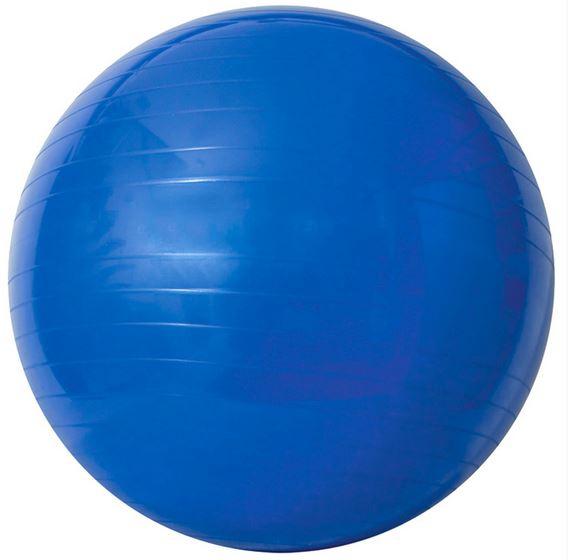 Bola de Massagem 65cm com Bomba de Ar Azul T9 - Acte