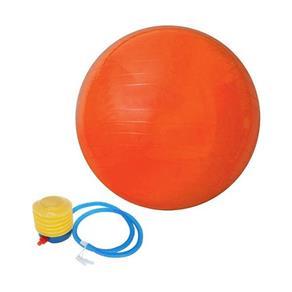 Bola de Pilates 45 Cm Acte - Laranja