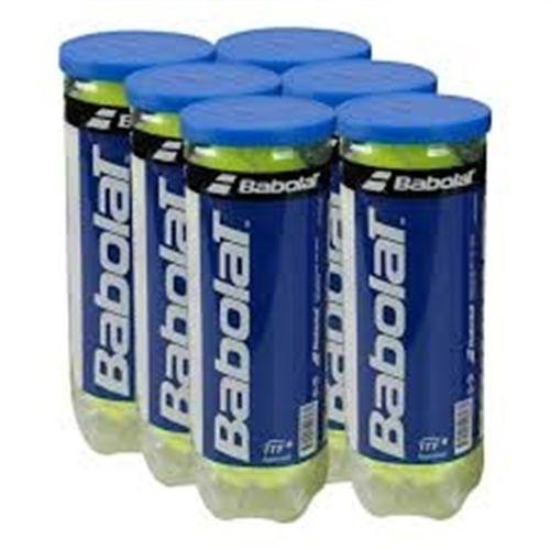 Tudo sobre 'Bola de Tênis Babolat Championship Pack com 6 Tubos'
