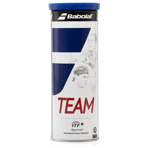 Tudo sobre 'Bola de Tênis Babolat Team'