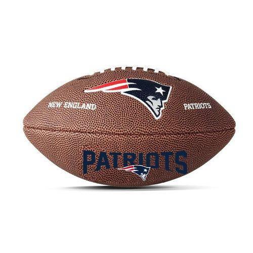 Tudo sobre 'Bola Futebol Americano New England Patriots - Wilson'