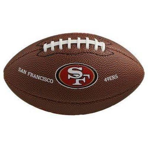 Tudo sobre 'Bola Futebol Americano San Francisco 49ers - Wilson'