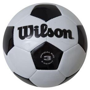 Bola Futebol Campo Tradicional No. 3 Oficial Wilson