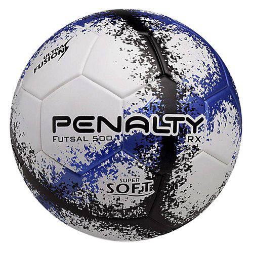 Tudo sobre 'Bola Futsal Penalty Rx500 R3 Fusion 8'