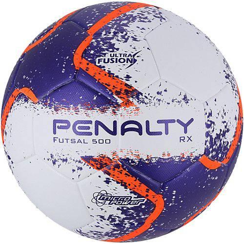 Bola Futsal Penalty Rx500 R2 Ultra Fusion 8