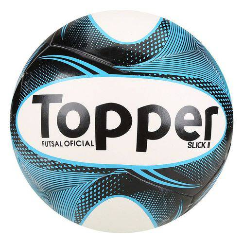 Tudo sobre 'Bola Futsal Slick Ii - Topper'