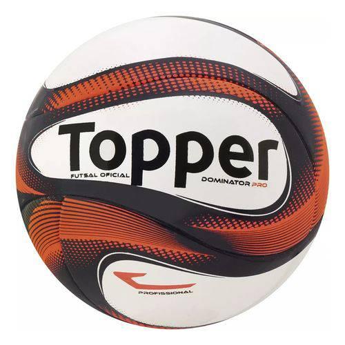 Tudo sobre 'Bola Futsal Topper Dominator Pro'