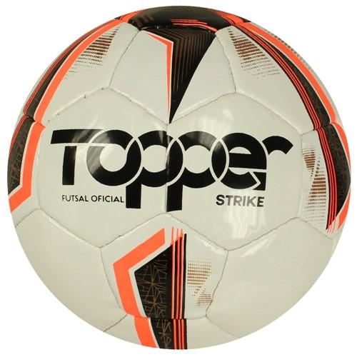 Tudo sobre 'Bola Futsal Topper Strike'