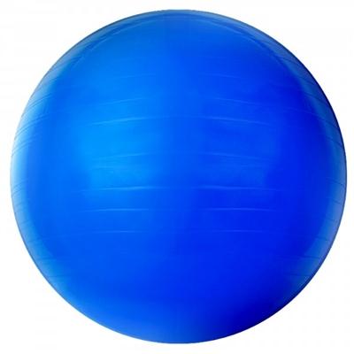 Bola Gym Ball Acte Sports Azul de 65Cm com Bomba de Ar T9