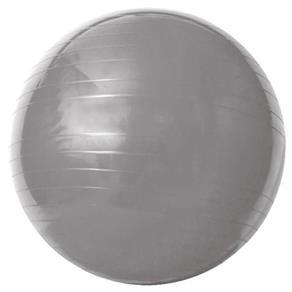 Bola Gym Ball Acte Sports T9-75 com Bomba de Ar, Cinza, 75cm