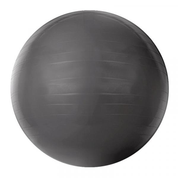 Bola Gym Ball Acte T9-75 Cinza com 75cm de Diâmetro