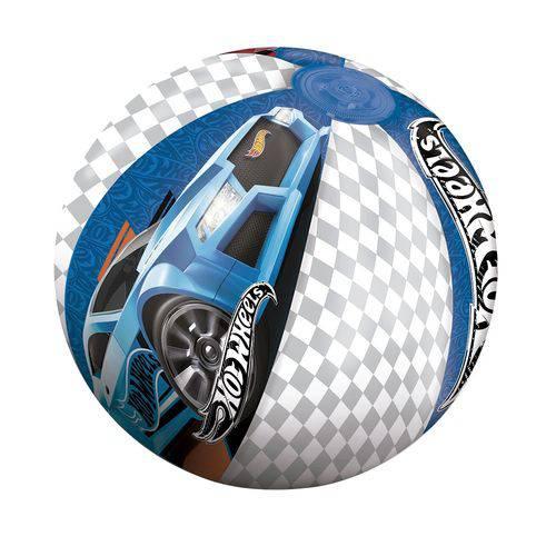 Bola Inflável Hot Wheels Radical 8072-8 Fun