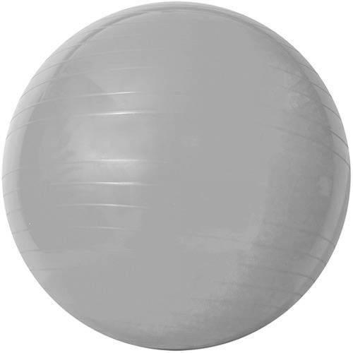Bola para Ginástica Gym Ball 55cm Acte Sports Prata