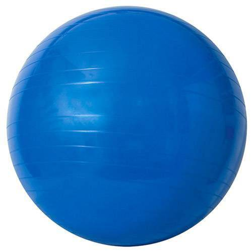 Bola para Ginástica Gym Ball 65cm Acte Sports Azul