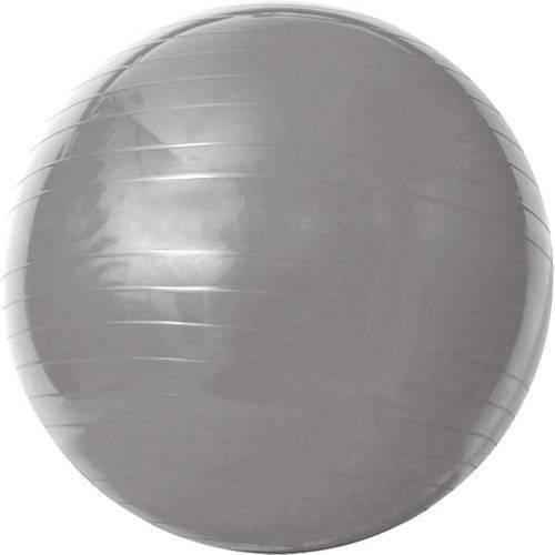 Bola para Ginástica Gym Ball 75cm Acte Sports Cinza