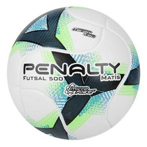 Bola Penalty Futsal Matís 500 Termotec - Unissex