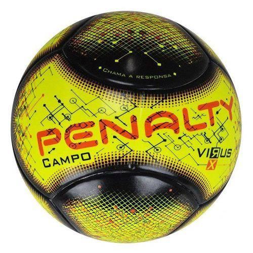 Tudo sobre 'Bola Penalty Rx Virus VIII Campo'