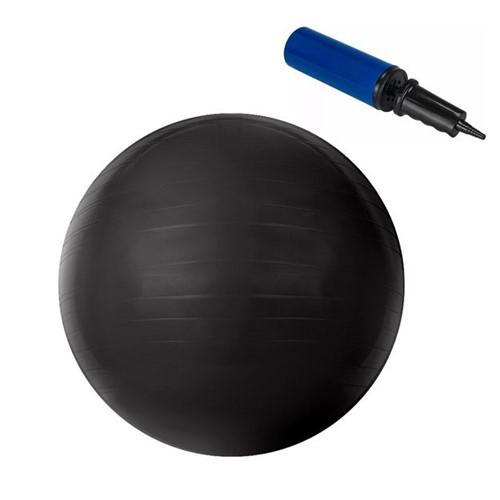 Bola Pilates 85 Cm com Bomba para Encher