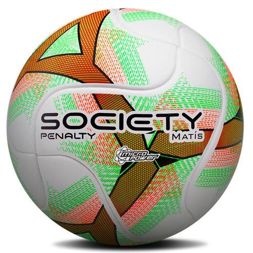 Tudo sobre 'Bola Society Penalty Matis Termotec'