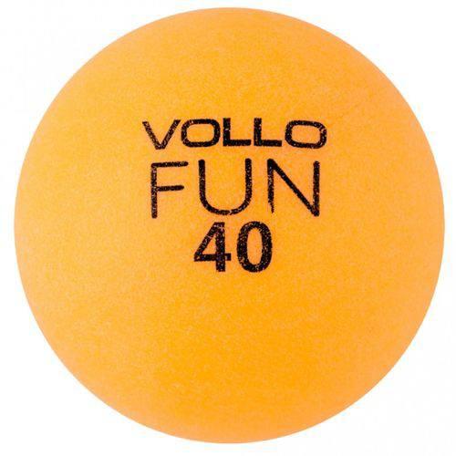 Tudo sobre 'Bola Tênis de Mesa Vollo VT609 100 Unidades Laranja'
