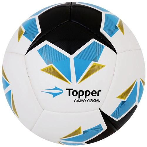 Bola Topper Futebol Campo Seleção BR 4 | Botoli Esportes