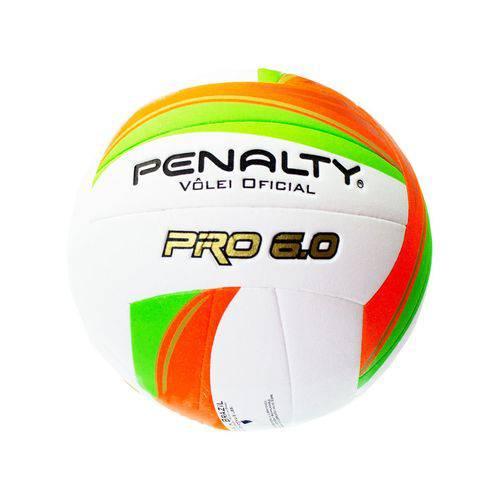 Tudo sobre 'Bola Vôlei Penalty 6.0 Pro'