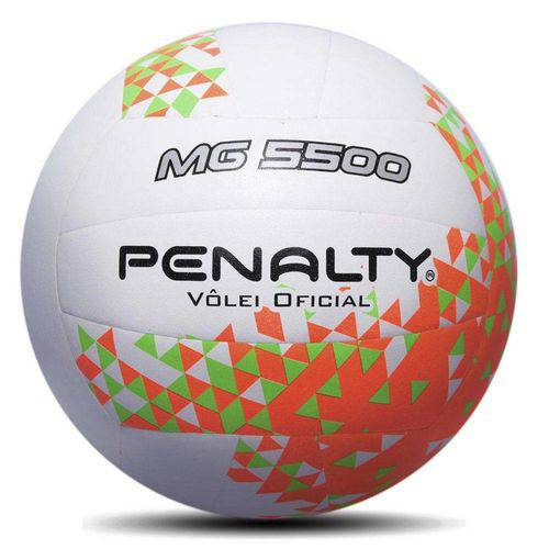 Tudo sobre 'Bola Vôlei Penalty MG 5500 VIII'
