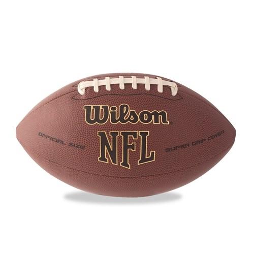 Bola Wilson de Futebol Americano NFL Super Grip