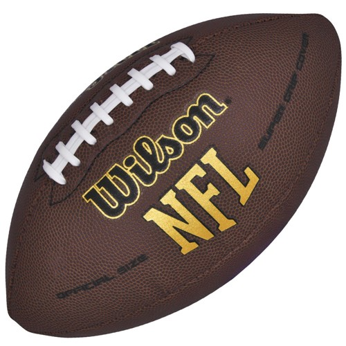 Bola Wilson Futebol Americano Super Grip | Loja Wilson | Botoli Esportes