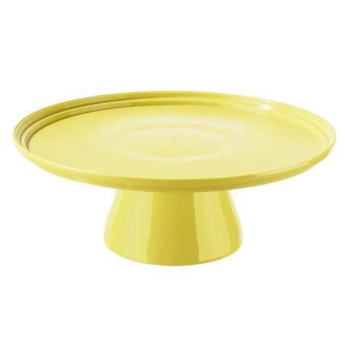 Tudo sobre 'Boleira Cake 25cm Amarelo'