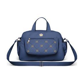 Bolsa Baby Bag Maternidade - Azul Marinho