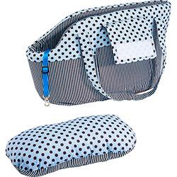 Bolsa de Transporte para Animais Azul - Meemo