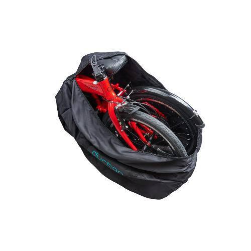 Tudo sobre 'Bolsa para Bicicleta Durban Preto'
