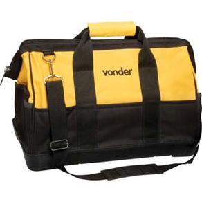 Bolsa em Lona para Ferramentas Vonder BL017 Plus com 22 Divisões - Amarela/Preta