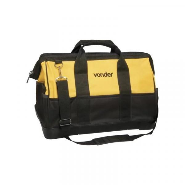 Bolsa em Lona para Ferramentas 400mm 22 Divisões 3540402030 Vonder