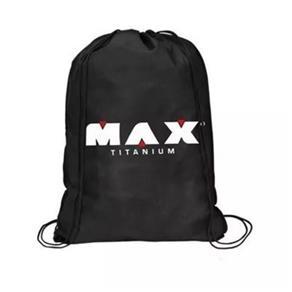Bolsa Esportiva - Max Titanium - Gym Bag - Preta