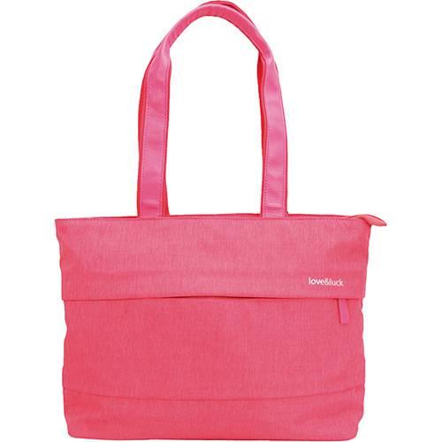 Bolsa Feminina Multilaser para Notebook 14 Rosa