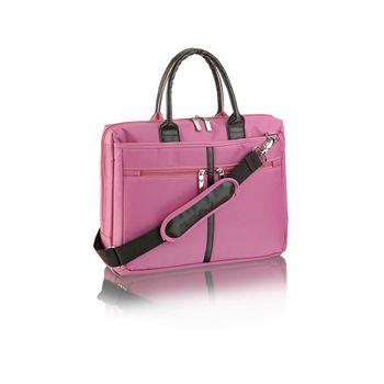 Bolsa Feminina para Notebook 14 Polegadas Rosa BO103 - Multilaser