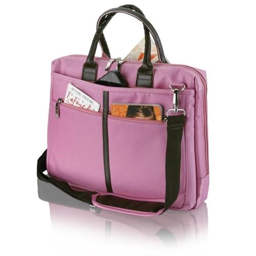 Bolsa Feminina para Notebook 14' Rosa Bo103 - Multilaser